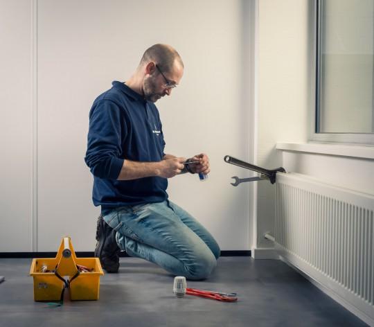 1e monteur installatietechniek
