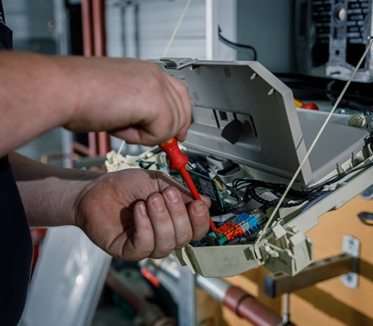 elektricien bij Borggreve
