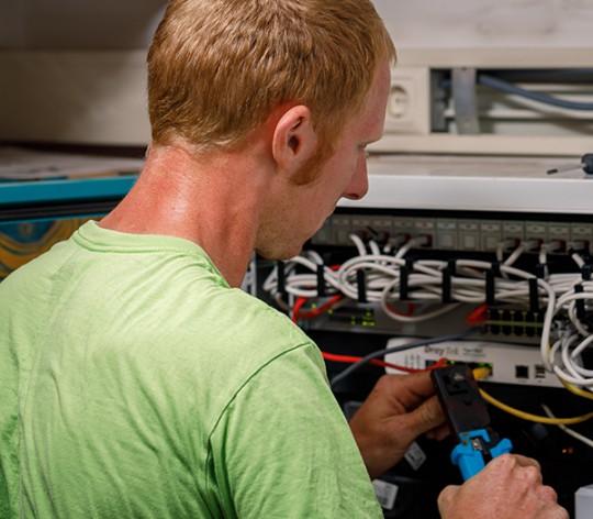 Installatiemonteur W Borggreve